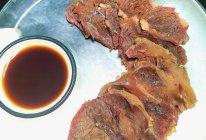 不长肉的卤牛肉的做法