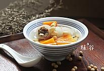 黄豆猪尾汤的做法