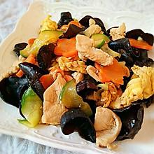木须肉丨清新味美营养价值高