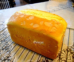 红豆蛋糕土司的做法