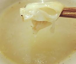 鸡脚鸡骨花胶汤的做法
