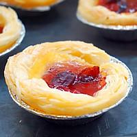双莓蛋挞#有颜值的实力派#的做法图解15