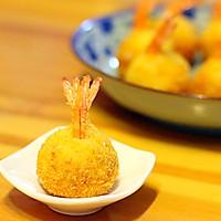 黄金虾球的做法图解20