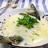 奶白鲫鱼汤的做法图解6