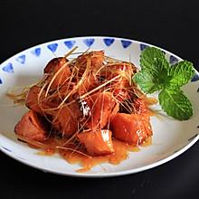 金丝巢-拔丝红薯