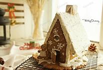 白色梦幻姜饼屋#圣诞烘趴 为爱起烘#的做法