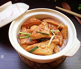 家常豆腐煲#黑人牙膏一招致胜#的做法