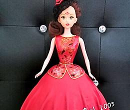 婚礼蛋糕--美嫁娘(二)#长帝烘焙节华南赛区#的做法
