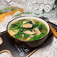 菠菜猪肝汤的做法图解13