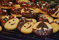 #安佳食力召集,力挺新一年#圣诞黄油曲奇饼干的做法