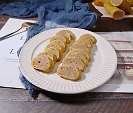 熏豆腐皮肉卷(烤肠味)年夜饭❗️宴客荤凉菜❗️的做法