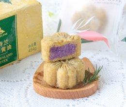 #奈特兰草饲营养美味#好食美味的板栗芋泥月饼的做法