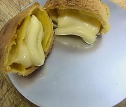 卡仕达酱(加了吉士粉格外香甜)的做法