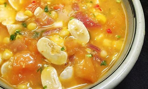 #梅太厨房#泰式玉米浓汤的做法