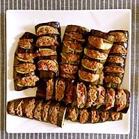 肉酿茄子#我要上首页挑战家常菜#的做法图解6