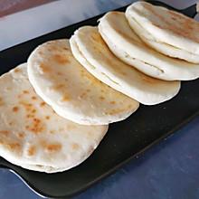 白吉馍饼(无油无盐)