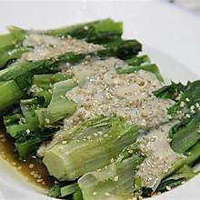 腐乳麻香油麦菜
