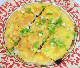 #换着花样吃早餐#武汉早点三鲜豆皮的做法