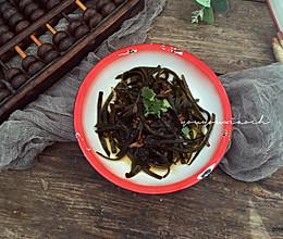 肉炒海带丝的做法