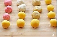 奶黄冰皮月饼的做法图解13