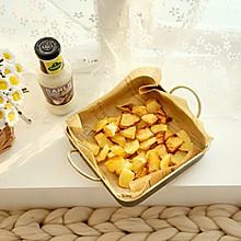 煲剧小零食,三步做好少油健康版炸薯角