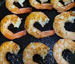 香煎虾仁--助力高考营养餐的做法