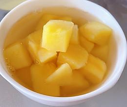 自制苹果罐头(煮苹果)的做法