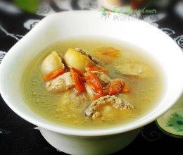 小鲍鱼猪骨汤的做法