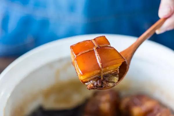东坡肉   每日菜谱