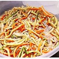 干萝卜条咸菜的做法图解4