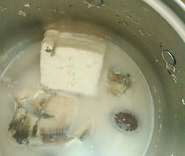 鲫鱼,红枣,生姜,盐的做法