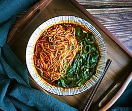 #好吃不上火# 陕西人的酸汤面的做法