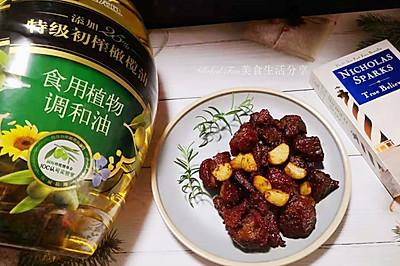 經典牛肉料理 | 蒜香牛肉粒