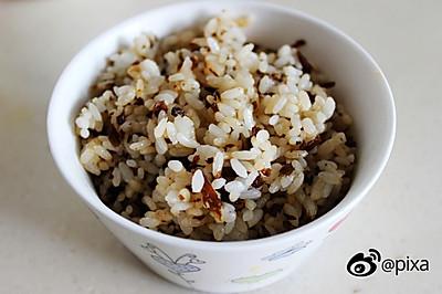 阿婆碎米芽菜炒饭