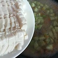 #秋天怎么吃# 丝瓜豆腐羹的做法图解7