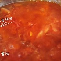 番茄金针菇汤的做法图解6