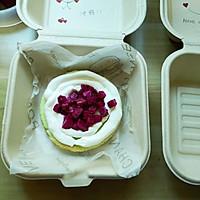 #父亲节,给老爸做道菜#便当盒子蛋糕的做法图解19