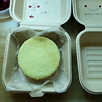 #父亲节,给老爸做道菜#便当盒子蛋糕的做法图解20