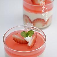 草莓慕斯杯的做法图解21