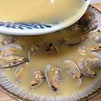#下饭红烧菜#花蛤炖蛋的做法图解8