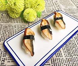 #童年不同样,美食有花样#手作鳗鱼寿司的做法