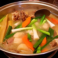 美味羊肉火锅的做法图解7