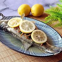 咸柠檬蒸鲈鱼的做法图解10