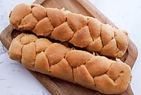 红糖全麦面包(中种法)的做法