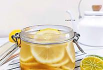 #夏日开胃餐#瘦身美白--柠檬蜂蜜水的做法
