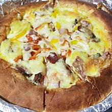 锦娘制—牛肉火腿披萨