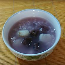 每日一粥: 紫薯山药粥