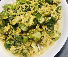 尖椒炒鸡蛋的做法