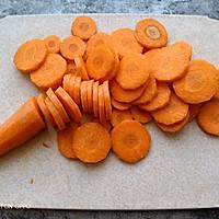 #带着零食去旅行!#胡萝卜干(烤箱版)的做法图解1