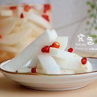 #秋天怎么吃#爽口开胃酸萝卜的做法图解8